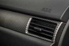Car dashboard. royalty free stock image