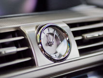 Car clock Stock Images