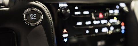 Car dashboard Royalty Free Stock Photo