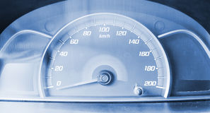 Car dashboard Royalty Free Stock Image