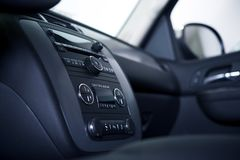 Car Dashboard and Interior Stock Photos