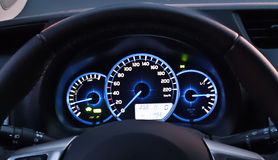 Car Dashboard interior Royalty Free Stock Photography
