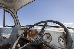 Car dashboard Royalty Free Stock Photography