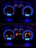 car dashboard modern s στοκ φωτογραφία