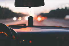 Car Dashboard Photo Stock Images
