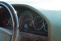 Car Dashboard Royalty Free Stock Photos