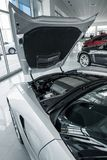 Car Dealer Showroom Royalty Free Stock Images