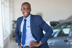 Car dealership principal Stock Photo