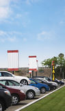 Car Dealership royalty free stock photos