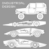 Car  design Stock Photos