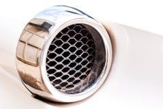 Car Detail of air intakes Royalty Free Stock Image