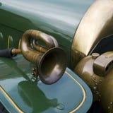 Car detail. Horn Royalty Free Stock Photos