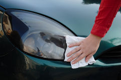 Car detailing Royalty Free Stock Images