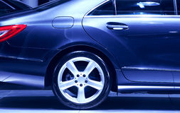 Car details Royalty Free Stock Photo