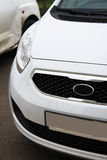 Car details Royalty Free Stock Images