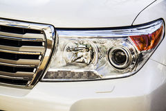 Car details Stock Photography