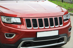 Car details Royalty Free Stock Photography