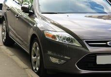 Car details Stock Image