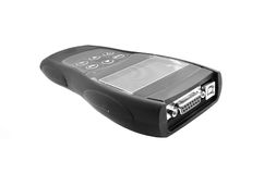 Car diagnostic tool. Image of car diagnostic tool royalty free stock photography