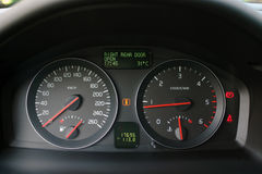 Car dials Stock Photos