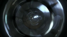 Car disk in motion. stock video footage