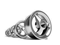 Car disks Stock Photo