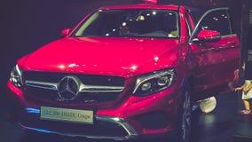 Car on display at Vietnam motor Show 2017 Royalty Free Stock Photo