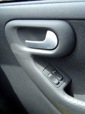 Car Door. Handle and Switches Stock Photography