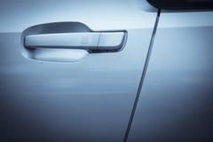 Car door handle Stock Images