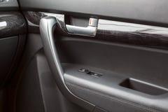 Car door handle Royalty Free Stock Photography