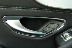 Car door handles Royalty Free Stock Photography
