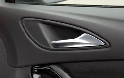 Car door handles Royalty Free Stock Photo