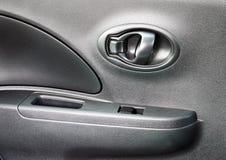 Car door inside Stock Images