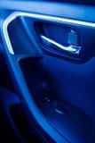 Car door inside Royalty Free Stock Photography