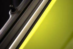 Car Door Lock Stock Photo