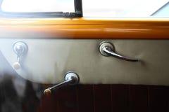 Car door opener Royalty Free Stock Images