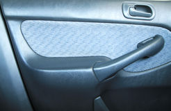 Car Door Panel Stock Image