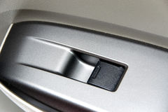 Car door panel control Stock Photography