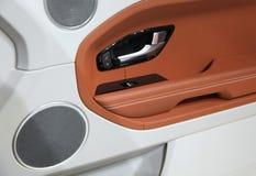 Car door trim Stock Images