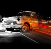 car dream last old s Στοκ φωτογραφίες με δικαίωμα ελεύθερης χρήσης
