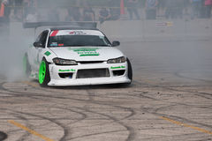 Car drift Royalty Free Stock Photography