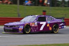 Car Driver Regan Smith Stock Photos