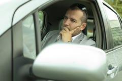 Car driver Royalty Free Stock Photos