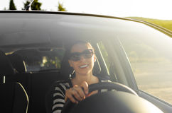 Car driver Stock Photos