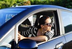 Car driver Royalty Free Stock Image