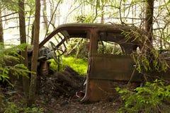 Car Dump in Kirkoe Mosse Stock Photos