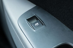 Car electric Windows button Royalty Free Stock Photography