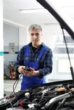 Car electrician royalty free stock images