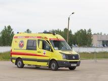 Car Emergency Medicine Center Stock Photography