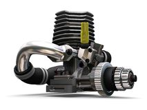 Free Car Engine Royalty Free Stock Photo - 1154785